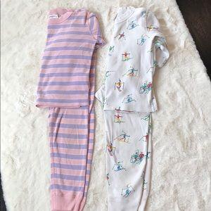 Hanna Andersson 100% Organic Pajamas